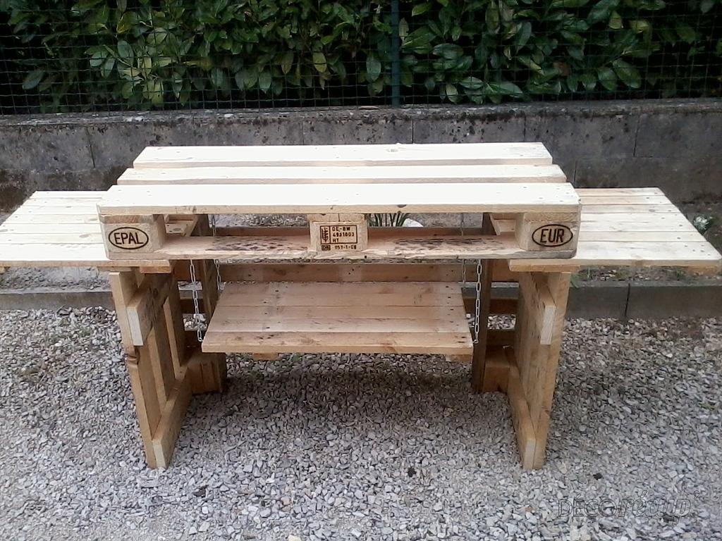 Meuble plancha for Meuble pour veranda pas cher