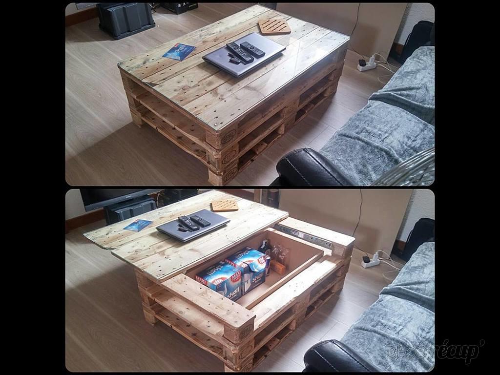 table basse par carl2802. Black Bedroom Furniture Sets. Home Design Ideas