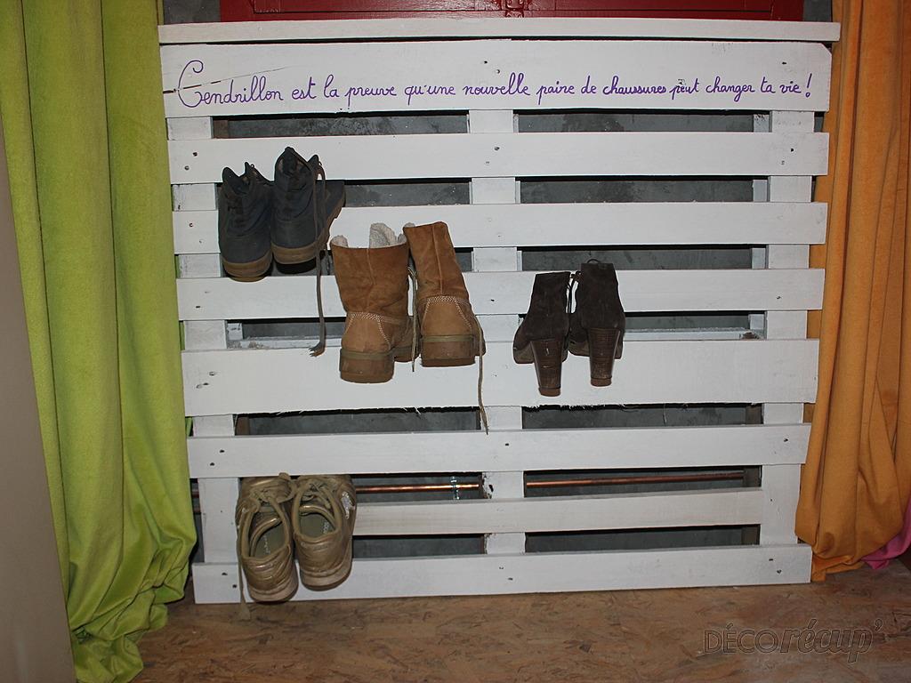 Range Tes Chaussures Par Barbatruc