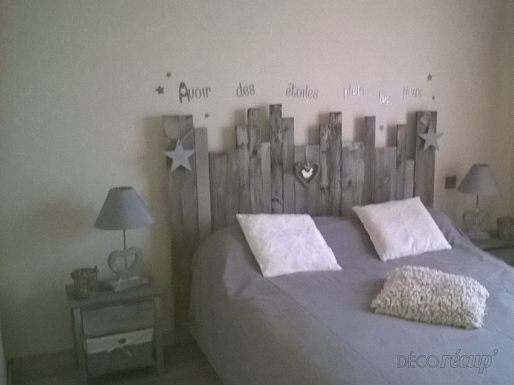 deco tete de lit palette. Black Bedroom Furniture Sets. Home Design Ideas
