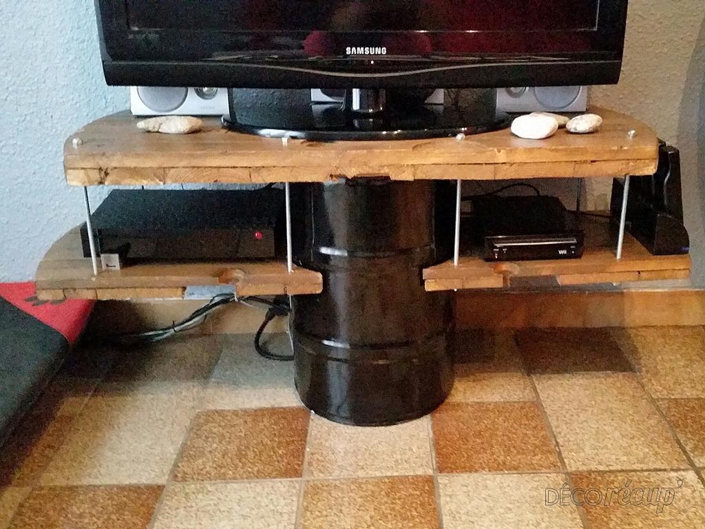 meuble tv par user7. Black Bedroom Furniture Sets. Home Design Ideas